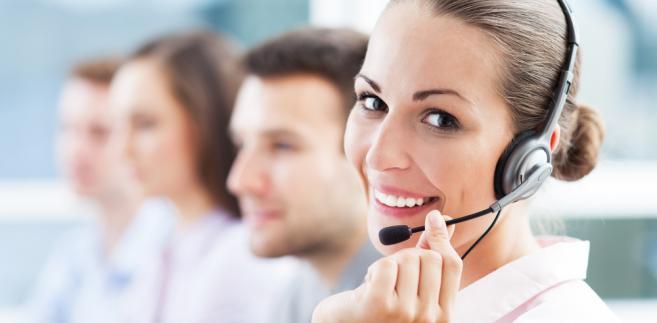 Reception staff answering phone calls