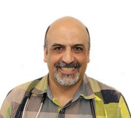 Dr Babak Janesar